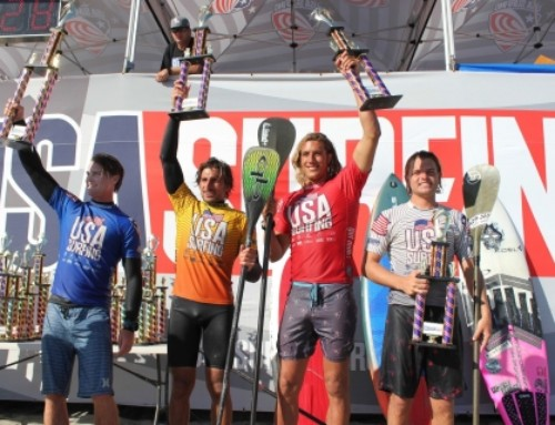 USA Surfing Crowns First Ever SUP/Paddleboard Champions