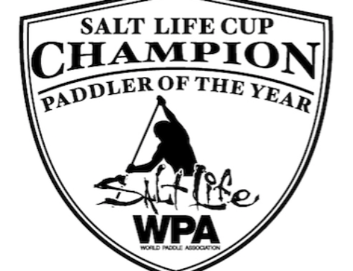 "2019 WPA-Salt Life ""Champion Paddler of the Year"""