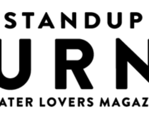 New look Standup JOURNAL Summer Issue hits newsstands. Did you get yours?